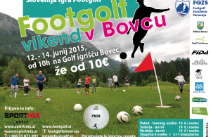 footgolf vikend bovec junij 2015